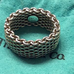 Authentic Tiffany & Co. Somerset Ring